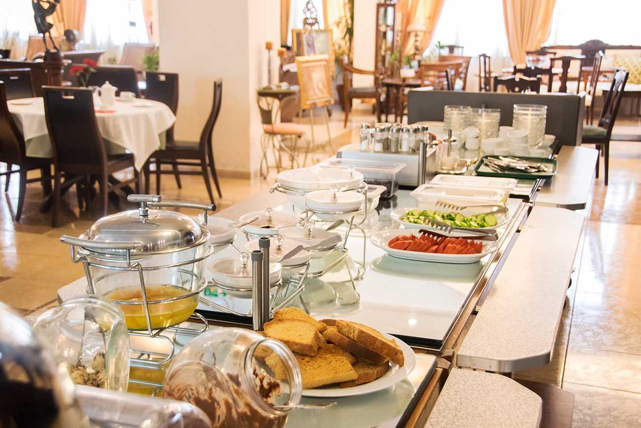 Aegeon Hotel Reception