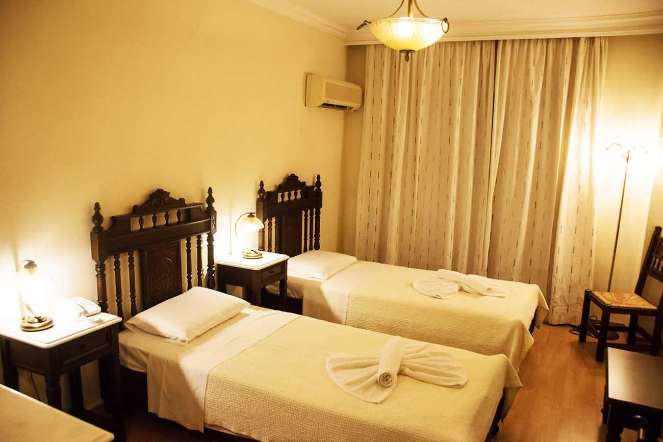 Aegeon Hotel Room 1