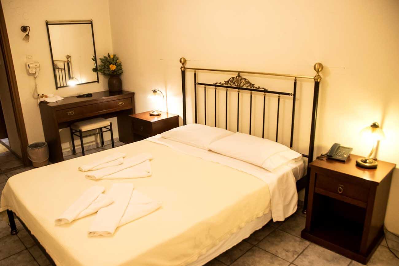 Aegeon Hotel Room 3
